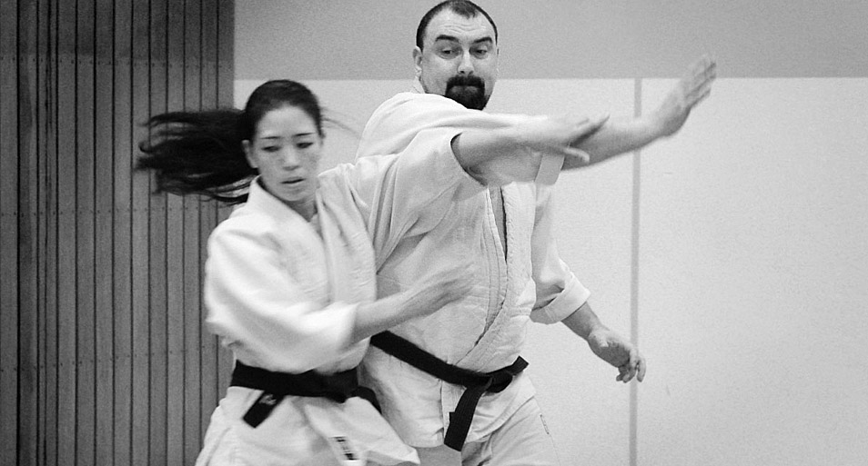 aikido saarbruecken trainer